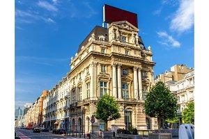 Segers House in Brussels - Belgium