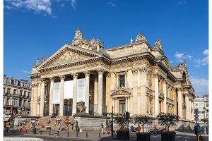 Brussels Stock Exchange - Belgium