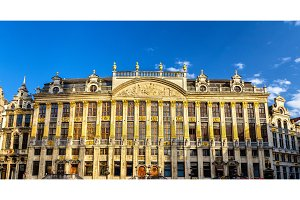 The Mansions of the Dukes of Brabant - Brussels