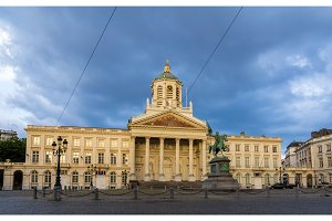 Place Royale - City of Brussels