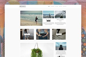 Andria - A WordPress Blog Theme