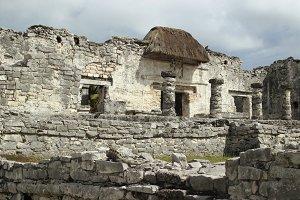 Cancun • Ruins