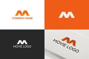 Movie logo design