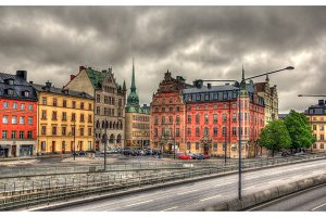 Stockholm city center - Sweden