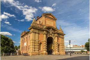 Porta Galliera in Bologna, Italy