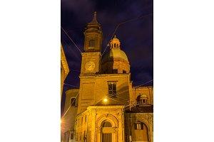 Church Santi Bartolomeo e Gaetano in Bologna, Italy