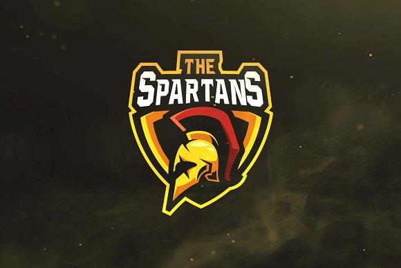 Spartan Sport And Esports Logo