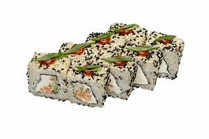 Sesame rolls.