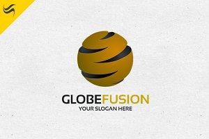 Globe Fusion Logo Template