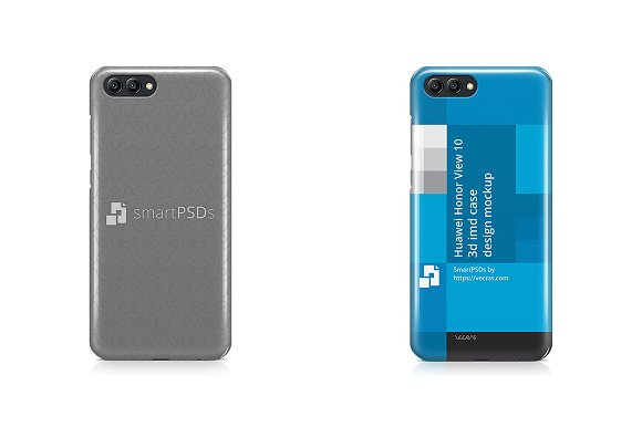Huawei Honor View 10 3D IMD Case