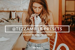 Blogger @tezzamb inspired LR presets