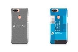 Oppo R11s Plus IMD Case Mockup