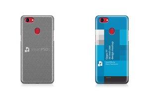 Oppo F7 3d IMD Case Design Mockup