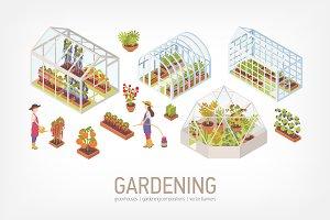 Gardening, farming, horticulture