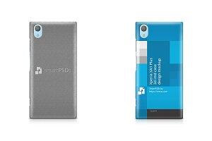 Sony Xperia XA1 Plus 3d IMD Case