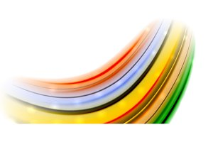 Abstract flowing motion wave, liquid colors mixing, vector abstract background