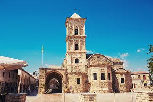 Church of Saint Lazarus.
