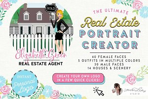 REAL ESTATE PORTRAIT CREATOR