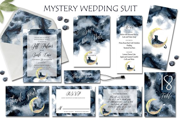 Mystery Wedding Suit