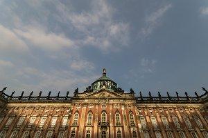 Palace or hotel