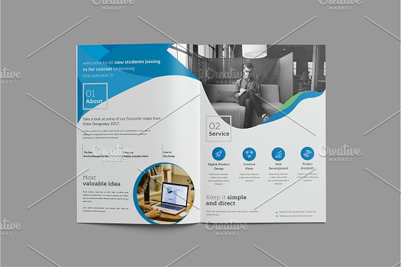 Bi Fold Multipurepose Brochure