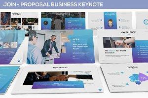 JOIN - Proposal Business Keynote