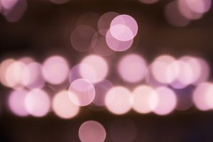 Abstract background of violet lights