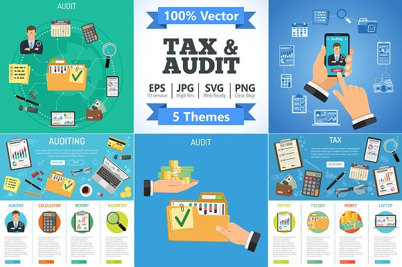 Auditing Tax Accounting Concepts