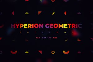 Hyperion Geometric Patterns