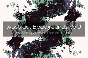 Abstract Backgrounds Vol9