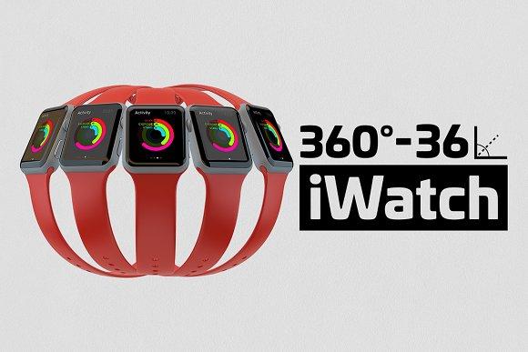 Apple Watch Kit Mockup