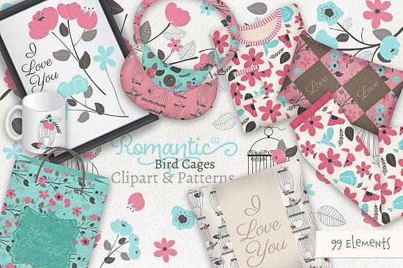 Romantic Bird Cages 02