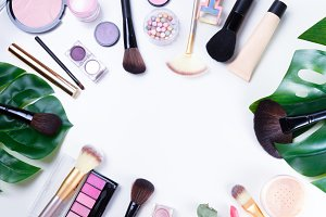 Professional makeup tools
