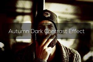 Autumn Dark Contrast Effect