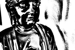 Buddha Graffiti  Image