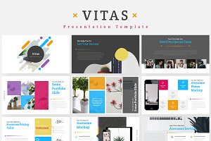 Vitas Creative Powerpoint