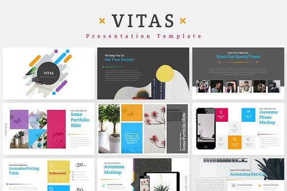 Vitas Creative Powerpoint