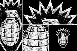 Deadly grenade