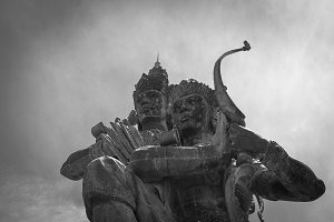 The Gods of Bali