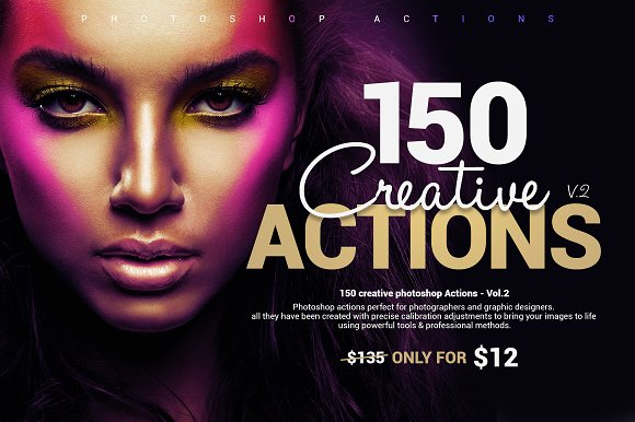 150 Creative Actions V.2