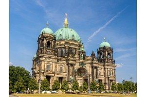 Berliner Dom in Berlin, Germany