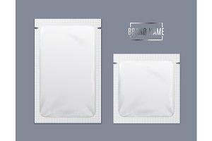 Disposable Foil Sachet Set