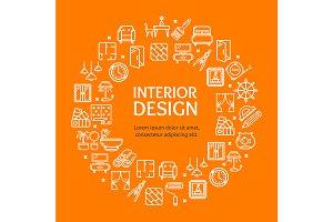 Home Decor Round Design