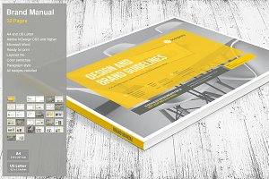 Brand Manual Vol. 2
