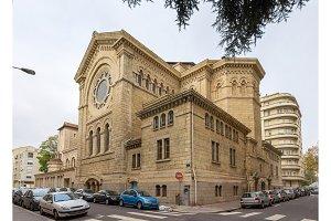 Eglise Saint Nom de Jesus in Lyon, France