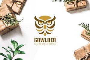 Gowlden Logo Template