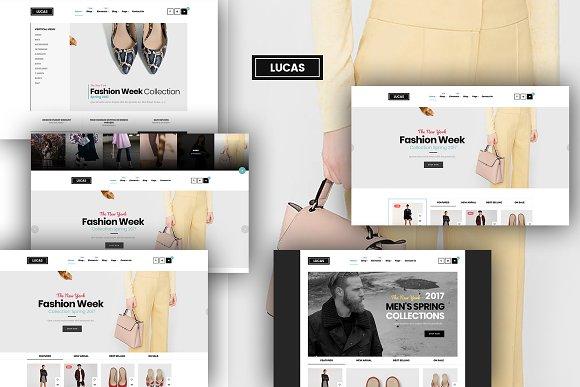 Lucas Multipurpose Shop Online