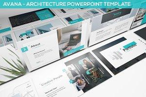 Avana - Architecture Presentation