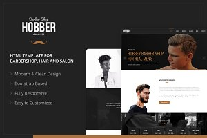 Hobber - Barbershop, Hair and Salon