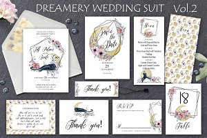 Dreamery Wedding Suit Vol.2
